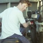 Brian Hamilton actor, photo by Herb Klein