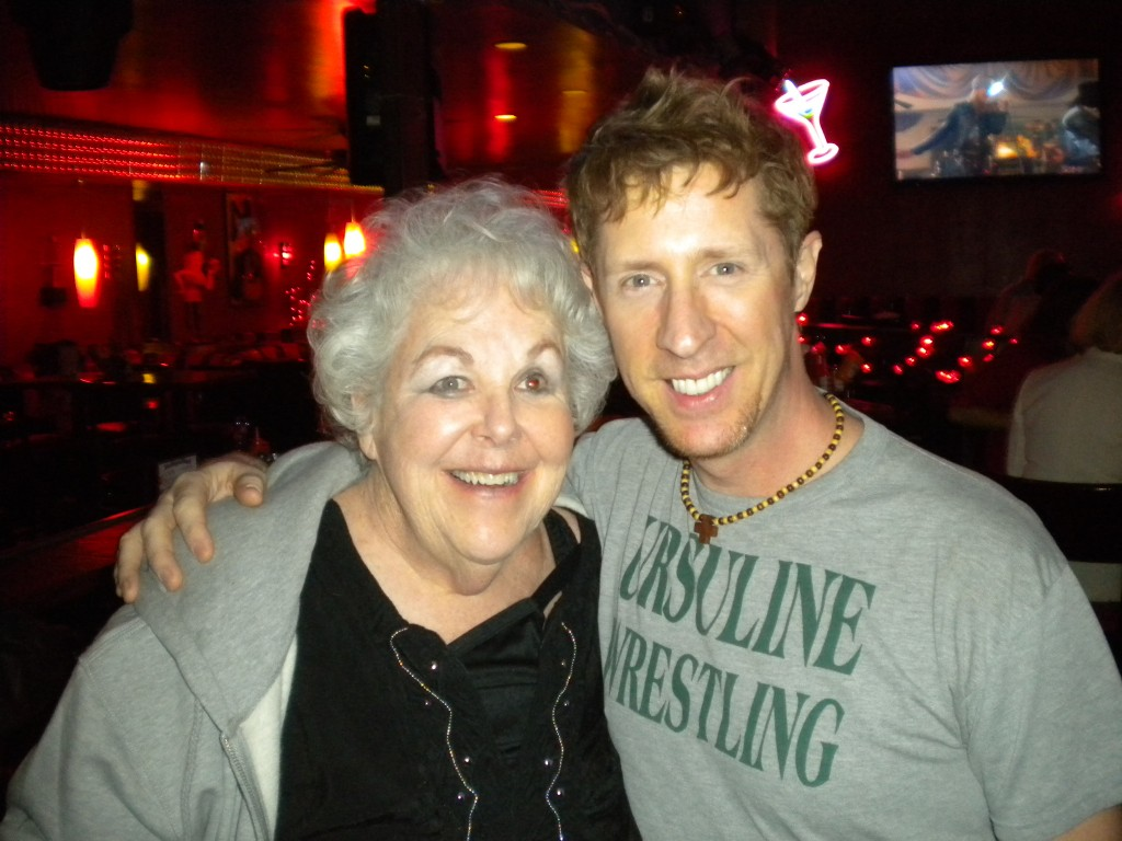 Mary Jo Catlett and Brian Hamilton