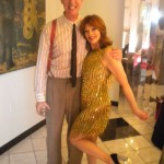 Brian Hamilton actor and Frances fisher
