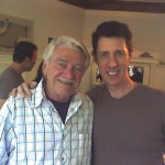 Seymour Cassel and Brian Hamilton actor
