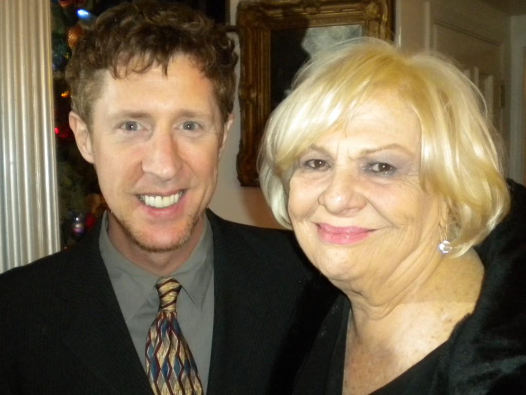 Renée Taylor and Brian Hamilton