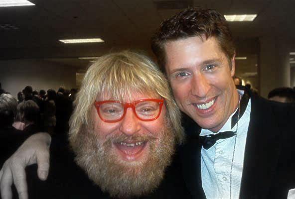 Bruce Vilanch and Brian Hamilton actor