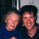 Estelle Getty and Brian Hamilton actor