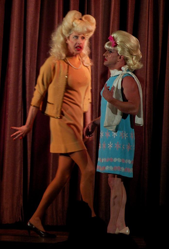 Brian Hamilton as Ginger Ale