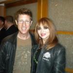 Judy Tenuta and Brian Hamilton actor