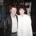 Lily Tomlin and Brian Hamilton
