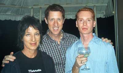 Brian Hamilton, Carole Pope, Todd Geyer