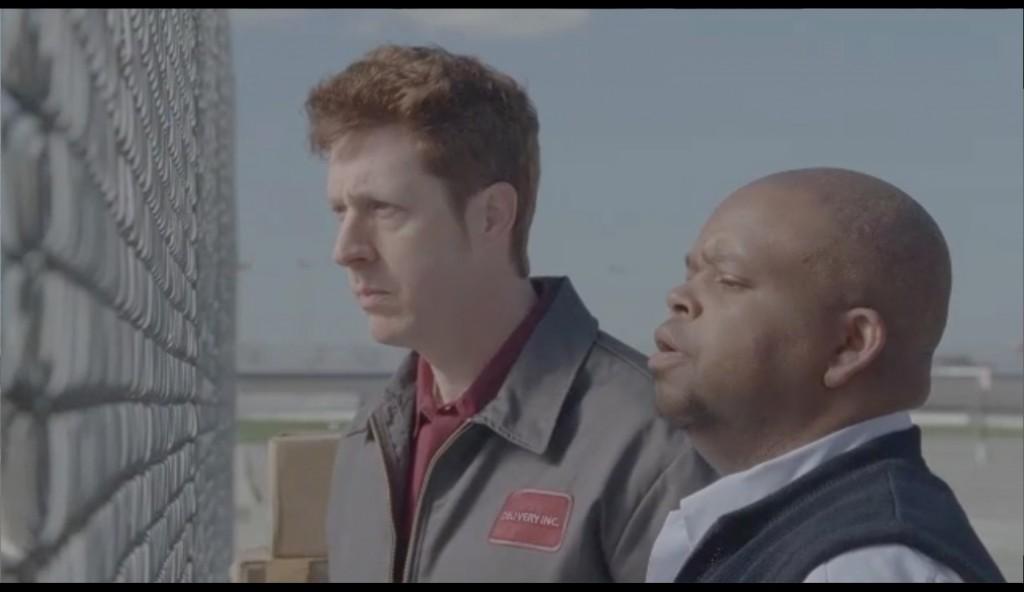 Brian Hamilton UPS tv commercial