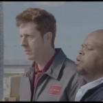 Brian Hamilton actor in UPS tv commercial