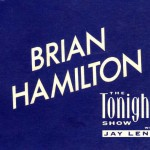 Brian Hamilton actor Tonight Show with Jay Leno