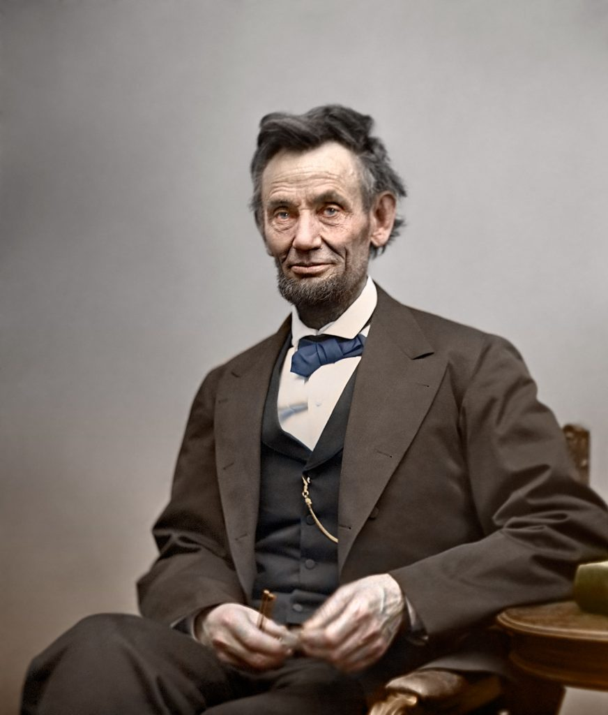 Abraham Lincoln 1865Abraham Lincoln 1865