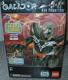 GALIDOR: Kek Powerizer