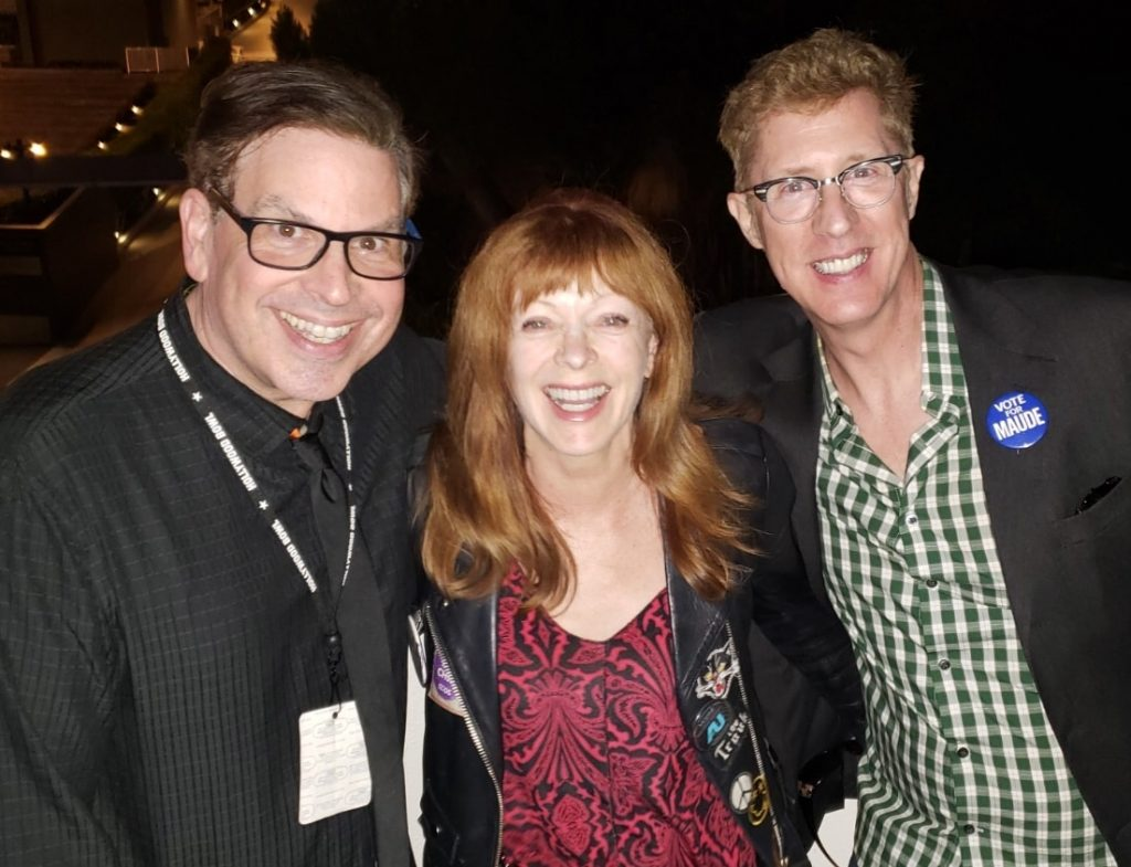 Michael Orland, Frances Fisher, Brian Hamilton